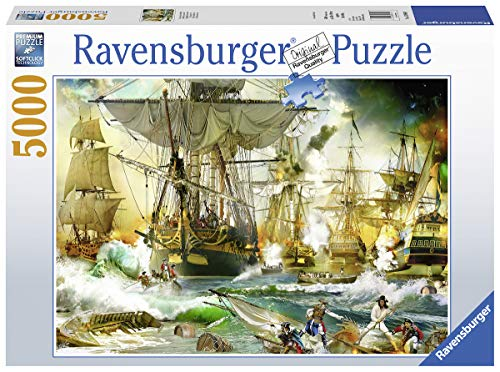 Ravensburger Battle on the High Seas, 5000PC puzzle