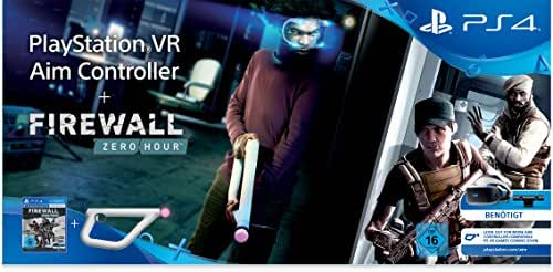 Firewall: Zero Hour VR + PS VR-Ziel-Controller [PlayStation VR]