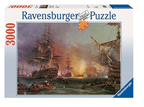 Ravensburger 17010 Bombardamento di Algeri Puzzle 3000 pezzi