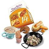 Régime Minceur Hyperprotéiné avec des produits prêts à consommer - Coffret 14 jours 33 produits 1 shaker et 1 guide offert