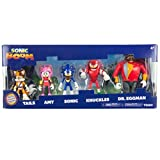 TOMY Sonic Coffret Multi Figurines, T22068