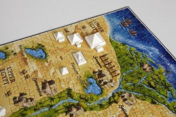 Eleven Force - Puzzle 4D civilizaciones Antiguas, diseño Egipto (10008) 6