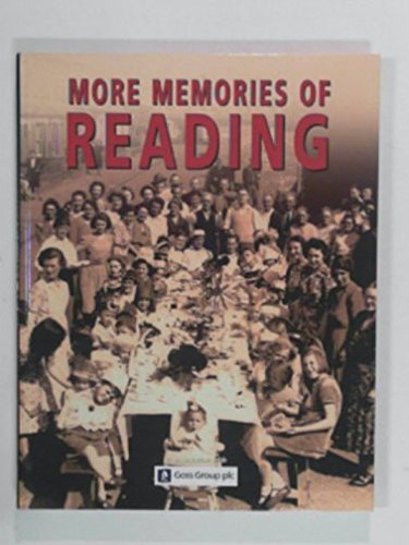 More Memories of Reading