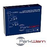 ParkWarn Wohnmobil Rückfahrhilfe | Speziell für Wohnmobile entwickelt | Sicher und einfach einparken und zurückfahren mit Bus-Sound-4 | Nutzbar mit und ohne Fahrradträger - System ist einfach einstellbar| Sound-Warnmodul auch für Hörgeräteträger hörbar | XXL-Erfassungsbereich - 4 Sensoren | Störungsfreies Can-Bus-System