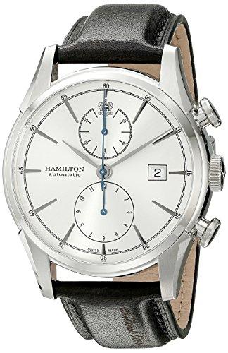 Hamilton H32416781-Uhr für Männer, Edelstahlarmband