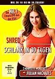 Jillian Michaels – Shred: Schlank in 30 Tagen