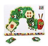 Rainbow Designs HC0931 Eric Carle - Puzzle con diseño de Oruga y Frutas