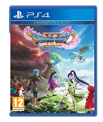dragon quest xi echoes of an elusive age ps4 collection epub pdb