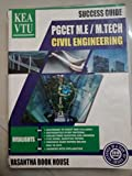 Karnataka PGCET M.E/M.TECH civil engineering