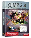 GIMP 2.8 - The ultimate in image processing - Software package includes the ultimate image processing and photo management software - compatible with Adobe PhotoShop Elements / CS