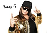 HONEY G POSTER A3 - #4 - YOU SAY HONEY I SAY G QUOTE - A3 Poster - print - picture