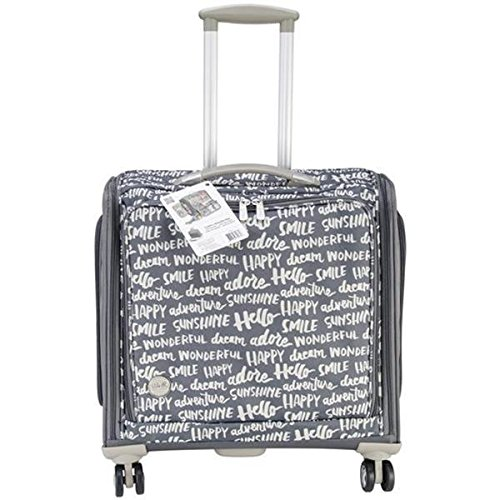 We R Memory Keepers 360Crafter Trolley Bag by Antracite