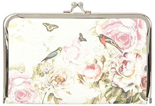 Clayre y fed FAP0092-8 bolsa neceser estuche cartera monedero aprox 19 x 13 cm diseño de mariposa