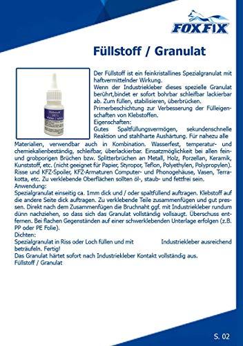 Granulat-2071-Weiss-5-Sekunden-Nachfllpackung-fr-Die-Schweinaht-Fllstoff-aus-der-Flasche-fr-extreme-Risse-und-Bruchstellen-als-Kombination-mit-Industriekleber-Sekundenkleber