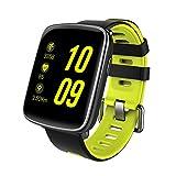 Smartwatch Impermeable IP68, [Regalo] HAMSWAN Reloj Inteligente Anti-Agua Bluetooth Para Móviles Andriod iPhone, Reloj Deportivo, Pulsómetro Podómetro Monitor de Sueño Contadior de Caloría Cámara ect.