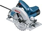 Bosch Professional - Sierra circular GKS 190 (1400 W, disco 190 mm, en caja)