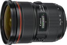 Canon EF 24-70mm f/2.8L II USM - Objetivo para canon (distancia focal 24-70mm) color negro