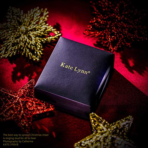 089354042d25 KATE LYNN Nirvana de Phoenix Collar Mujer Colgante Cristal SWAROVSKI Joya  Regalo Mujer Cumpleaños de Navidad
