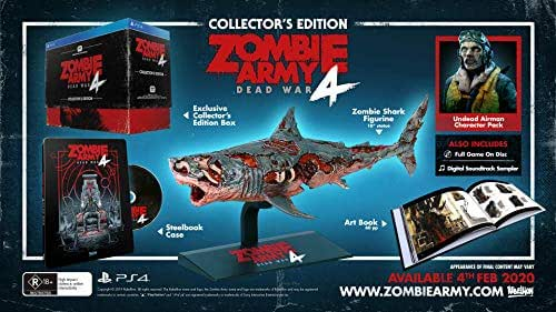 Zombie Army 4: Dead War - Collectors Edition - [Playstation 4]