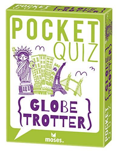 Pocket Quiz Globetrotter | 150 Fragen und Antworten für Reiselustige (Pocket Quiz / Ab 12 Jahre /Erwachsene)
