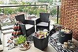 allibert balkon set iowa beispiel