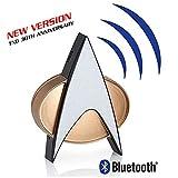 Star Trek Communicator Bluetooth Speaker Spillo Replica