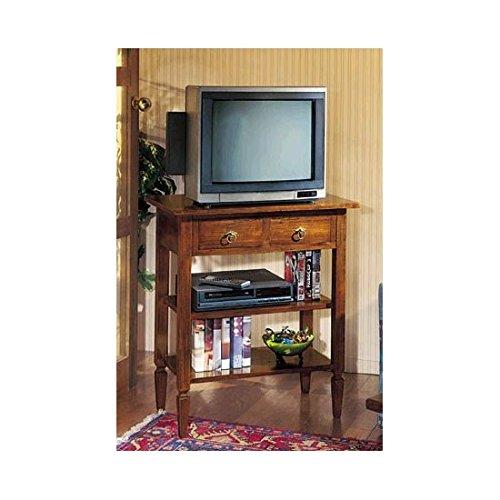 Estea Mobili - MOBILE PORTA TV ARTE POVERA IN LEGNO VARI COLORI L 75 P 45 H 85 - 702-A - Come foto