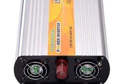 Convertisseur de tension DC 1500 / 3000W 12V à 220V onduleur onde véritable voiture camion Vente