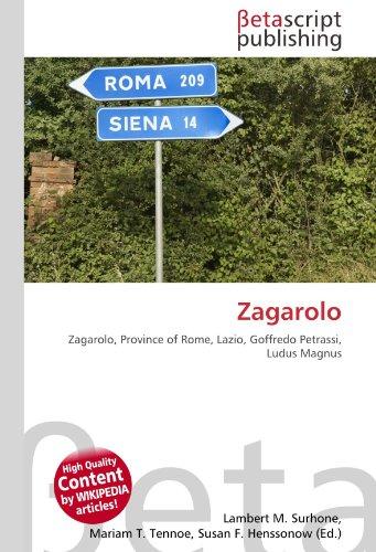 Zagarolo: Zagarolo, Province of Rome, Lazio, Goffredo Petrassi, Ludus Magnus