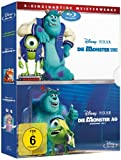 Die Monster AG/Die Monster Uni [Blu-ray]