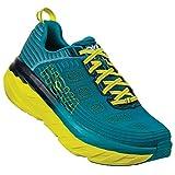 Hoka One One Bondi 6 Running Shoes Men Carribean sea/Storm Blue Schuhgröße US 11 | EU 45 1/3 2018 Laufsport Schuhe