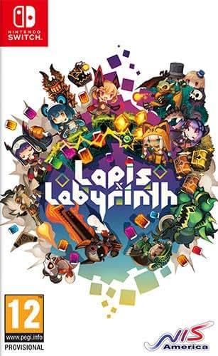 Giochi per Console Nis America Lapis X Labyrinth Limited Edition