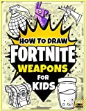 Cómo dibujar las armas de Fortnite