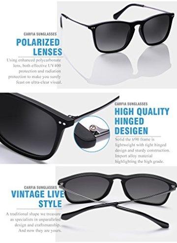 Carfia-Gafas-de-Sol-Hombre-Mujer-UV400-Proteccin-Gafas-de-Sol-Polarizadas