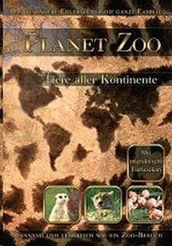 Planet Zoo - Tiere aller Kontinente