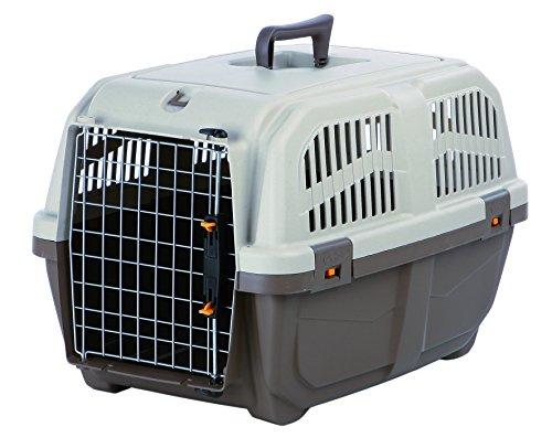SKUDO 72126 Skudo 3 Iata, Trasportino per cani, 60x40x39(h)cm