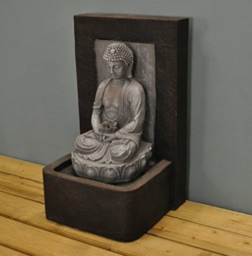 Fuente de agua de Buda 4