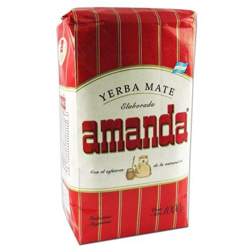 Yerba Mate Amanda Roja 1 Kg