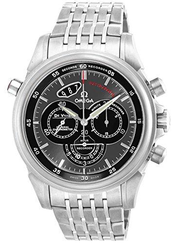 OMEGA 422.10.44.51.06.001–Armbanduhr, Armband in Edelstahl