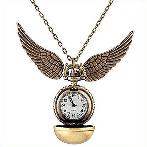 Ciondolo per orologio di Harry Potter di Boccino d'oro Quidditch