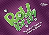 Roll for It! Purple Edition (Pearl) Board Game