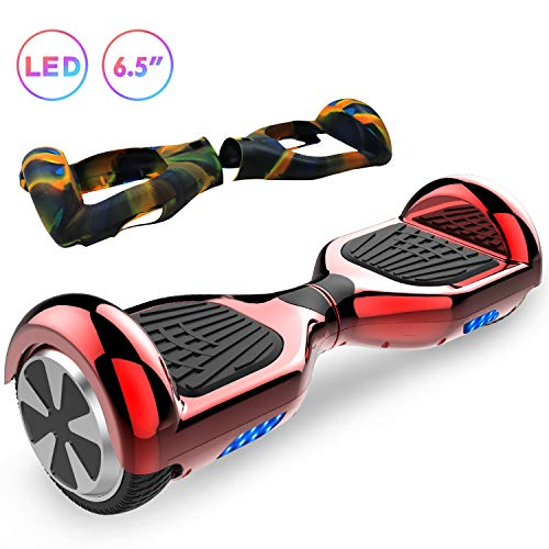 RCB Hoverboard Scooter Elettrico Auto bilanciamento Intelligente per Adulti Bambini-UL2272...