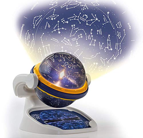 Proiettore di Stelle Star Master Effetto Cielo Stellato costellazioni planetario. Media Wave Store