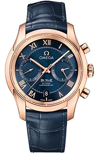 Omega De Ville Co-Axial Chronograph 431.53.42.51.03.001