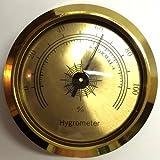Hygrometer Analog für Zigarren