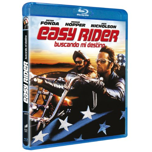 Easy Rider (Buscando Mi Destino) [Blu-ray]