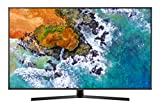 Samsung NU7409 138 cm (55 Zoll) LED Fernseher (Ultra HD, HDR, Triple Tuner, Smart TV) [Modelljahr 2018]