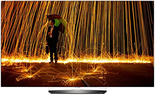 LG OLED65B6D 164 cm (65 Zoll) OLED Fernseher (Ultra HD, Triple Tuner, Smart TV)