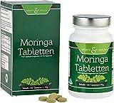 Moringa Kapseln - Moringa Tabletten- BIO DE-ÖKO-007-180 vegane Bio Moringa Kapseln - Ohne Magnesiumstearat - Reich an Aminosäuren - Moringa olifeira von Sports & Healthist absolut natürlich