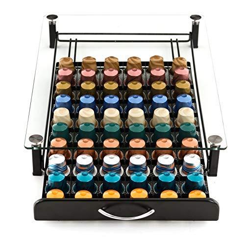 Peak Coffee Nespresso Porta Capsule 60, 80, 120 & 140 (60 Vassoio)